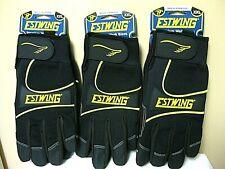 New listing Estwing Multi-Purpose Tough Snug-Fit Black Comfort Stretch Work Gloves Men's Xxl