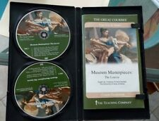 Museum Masterpieces: The Louvre The Great Courses Richard Brettell 2 DVDs