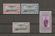 EGYPT 1926 SG 141/44 MNH CAT £2750 . CERT