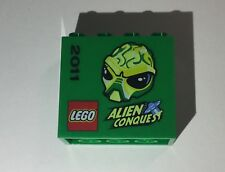 Lego Alíen Conquest Days 2011- Limited Edition Collectors Brick