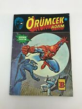 SPIDERMAN #1 - Foreign Comic Book - 1980s 80s - MARVEL - MEGA RARE - 1st Issue