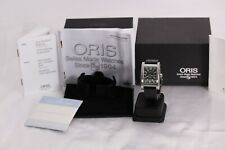 Mens Oris Rectangle Day/Date Automatic Watch Ref 5857525406 - 2385020