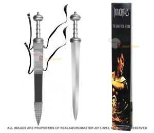 Immortals Movie - Hoplite Soldier Sword with Scabbard Officially Licensed