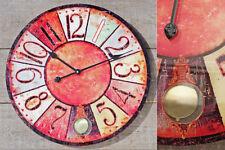 Horloges murales vintage/rétro pendule pour la maison