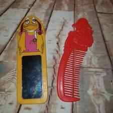 Vintage 1985 Mcdonald's Birdie Mirror Captain Comb Set Happy Meal Toys
