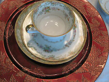 Rare Antique Noritake N606 Eleven piece Lot