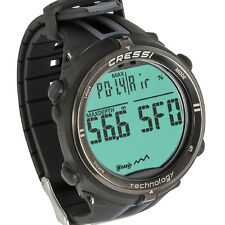 LO3 Cressi DIVING Computer NEWTON GREY wonderful also as a watch