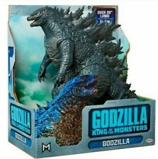 "Jakks Godzilla King Of The Monsters 20"" Long Articulated Movie Figure NEW!"