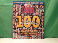 COUNTRY WEEKLY Special #1, 100 years of Country Music magazine, 1999