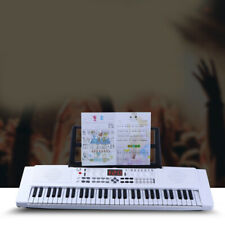 Digital 61 Tasten Keyboard E-Piano Klavier 100 Sounds Rhythmen Lern Funktion DHL