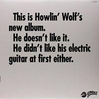 """Howlin Wolf - The Howlin Wolfalbum (NEW 12"""" VINYL LP)"""