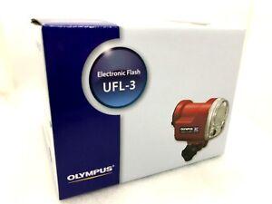 New Olympus UFL-3 Underwater Strobe Flash