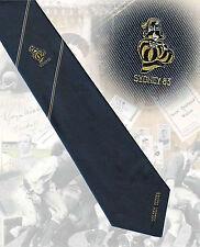 Golden Oldies, Sydney '83 - blue Rugby Tie