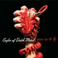 Eagles of Death Metal - Heart on [New Vinyl] Bonus Tracks