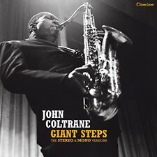John Coltrane - Giant Steps: Stereo & Mono Versions [New Vinyl LP] 180 Gram, Spa
