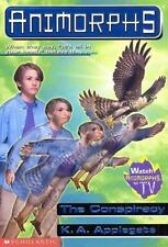 Animorphs #31: The Conspiracy by Applegate, K.A.