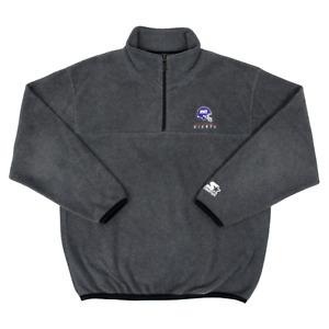 Vintage Starter New York Giants Fleece Pullover (Size Large)