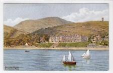 BALLURE MOUNT, RAMSEY, ISLE OF MAN: A R Quinton postcard no. *3393 (C34156)