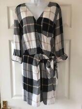 Checked Shirt Dresses NEXT
