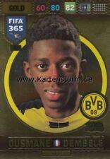Fußball-Borussia Dortmund Gold-Trading Cards