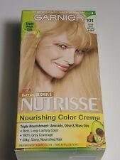 Garnier Nutrisse Creme Hair Color 101 Extra Light Buttery Blonde Pack of 1
