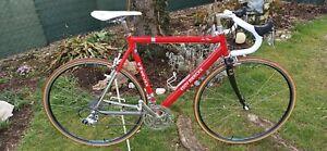 Eddy Merckx Alu Team Rennrad - Campagnolo Ausstattung