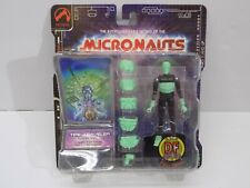 2002 Palisades Micronauts DF Dynamic Forces Time Traveler Figure M07