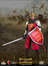 "1/6 Coomodel Series of Empires SE004 Richard the Lionheart 12"" Action Figure"