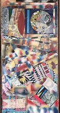 MIXED MEDIA POP ART CHARLES R. JACOBSON American 20th Century SIGNED ORIGINAL