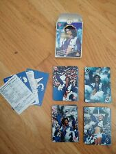DALLAS COWBOYS CHEERLEADERS PLAYING CARDS %100 COMPLETE EXCELLENT CONDITION A...