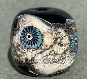 Handmade Lampwork Focal Bead ~ Hoodoo ~ By Soul Of Glass SRA