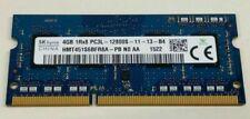 SK Hynix 4GB 1Rx8 PC3L 12800s Laptop Memory