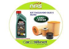 Kit Tagliando Olio LAND ROVER DISCOVERY(III) 2.7 TDV6 140Kw/190cv dal 2004 AL 09