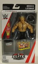 Brock Lesnar Elite Collection #55 With Universal Title Belt And Entrance Gear
