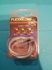 flexiglow blue lazer led light 5 volts dc