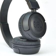 JBL HARMAN T450BT On-Ear Wireless Foldable Bluetooth Headphones Pure Bass Black