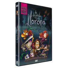 La Leyenda De La LLorona DVD NEW Del Anime De La Leyenda De La Nahuala !