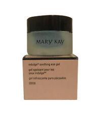 Mary Kay Indulge Soothing Eye Gel  * Free Shipping * NIB