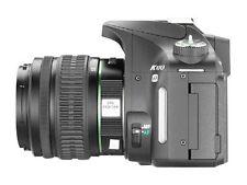 PENTAX K100D 6.1MP Digital SLR Camera w/ 18-55mm lens, tripod, and case