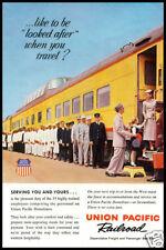1959 Union Pacific Railroad vintage ad