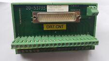 ALLEN BRADLEY BULLETIN 2090-U3BB-D44 BREAK OUT BOARD (R2S8.8B1)(R2S13.7B4)