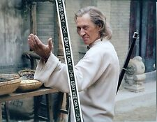 "David Carradine Sharp Color 8x10 Photo ""Kill Bill"" ""Kung Fu"""