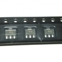 2PCS GALI-84+ 84 DC-6GHz Mini-Circuits SOT-89 RF POWER AMP