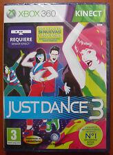 Just Dance 3 (requiere sensor Kinect) Xbox 360, Pal-España ¡¡NUEVO PRECINTADO!!