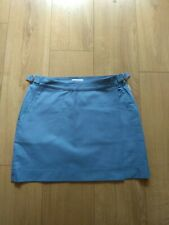 Mini skirt Orlebar Brown Blue size 10 UK in Cotton