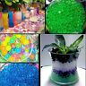 Water Aqua Crystal Soil Gel Ball Beads For Wedding Vase Table Decoration