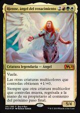 4X Rienne, Angel of Rebirth- PROMO - * Foil Spanish, NM * MTG CARD
