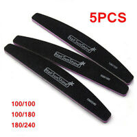 Double Sided Beauty Tools Pedicure Nail Care Nail Files Manicure Sanding Buffer