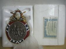 Bradford Exchange Valor Of The Confederacy The Civil War General Lee