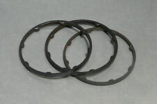ZEUS CRITERIUM Vintage 70's~80's STEEL 2.5mm Free Wheel Spacers 3X NOS BX5a